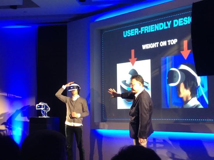 Virtuální realita od Sony v roce 2016 106621