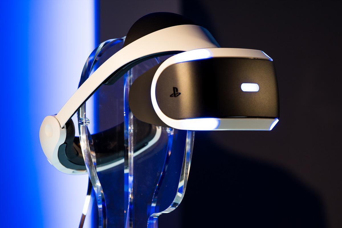 Virtuální realita od Sony v roce 2016 106622