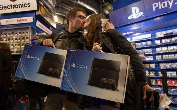 20,2 milionů prodaných kusů má na kontě PS4 106625