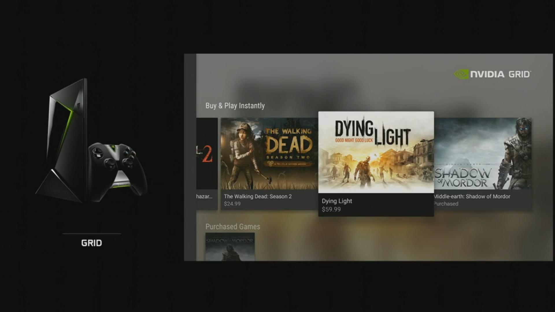Nvidia oznámila android konzoli Shield 106629