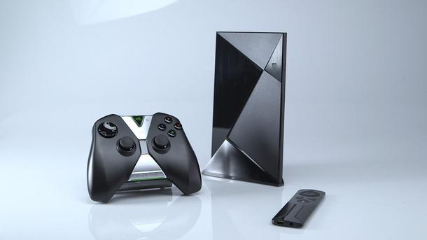 Nvidia oznámila android konzoli Shield 106632