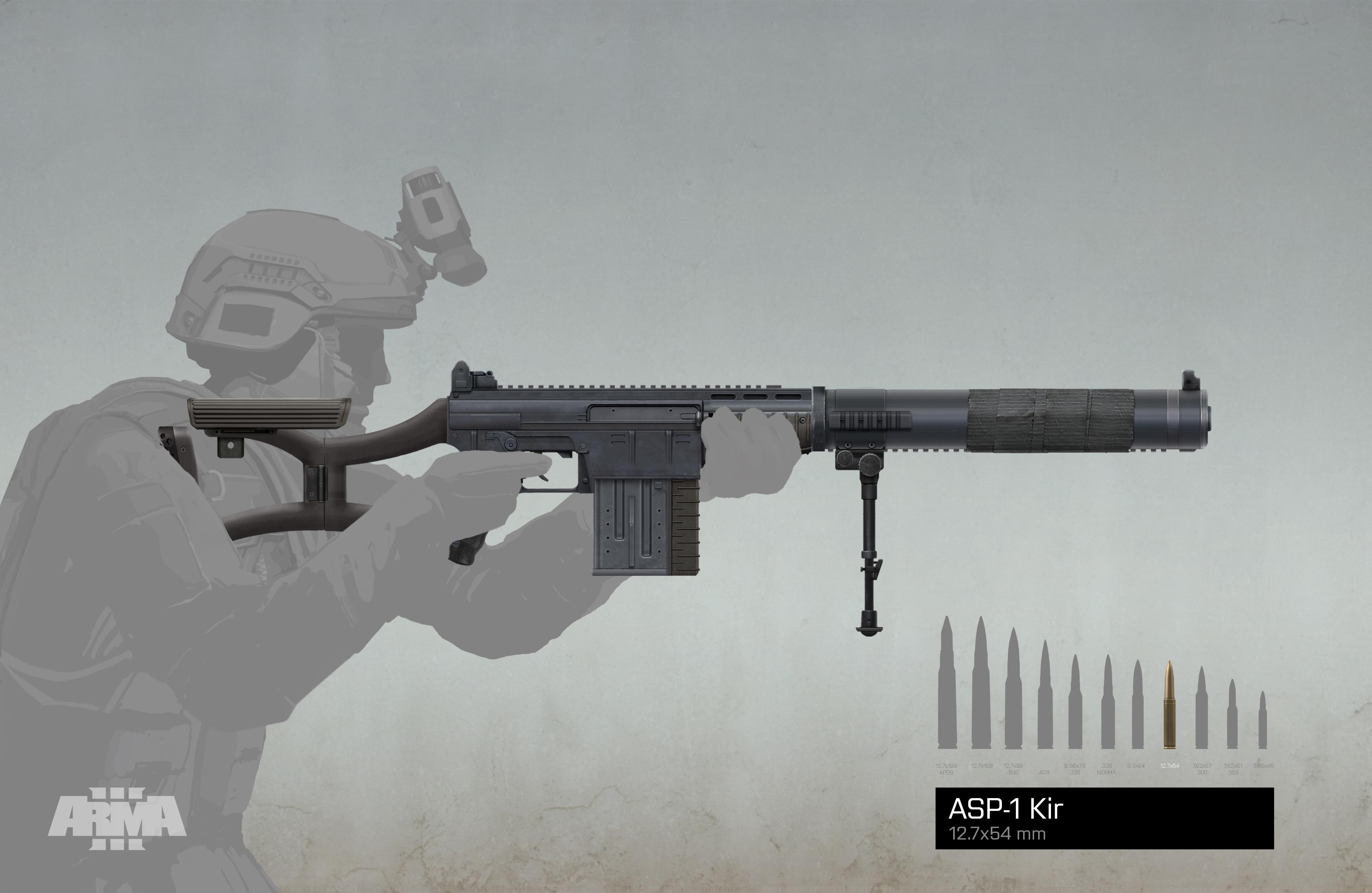 Omrkněte 7 nových zbraní z DLC Arma 3: Marksmen 106635