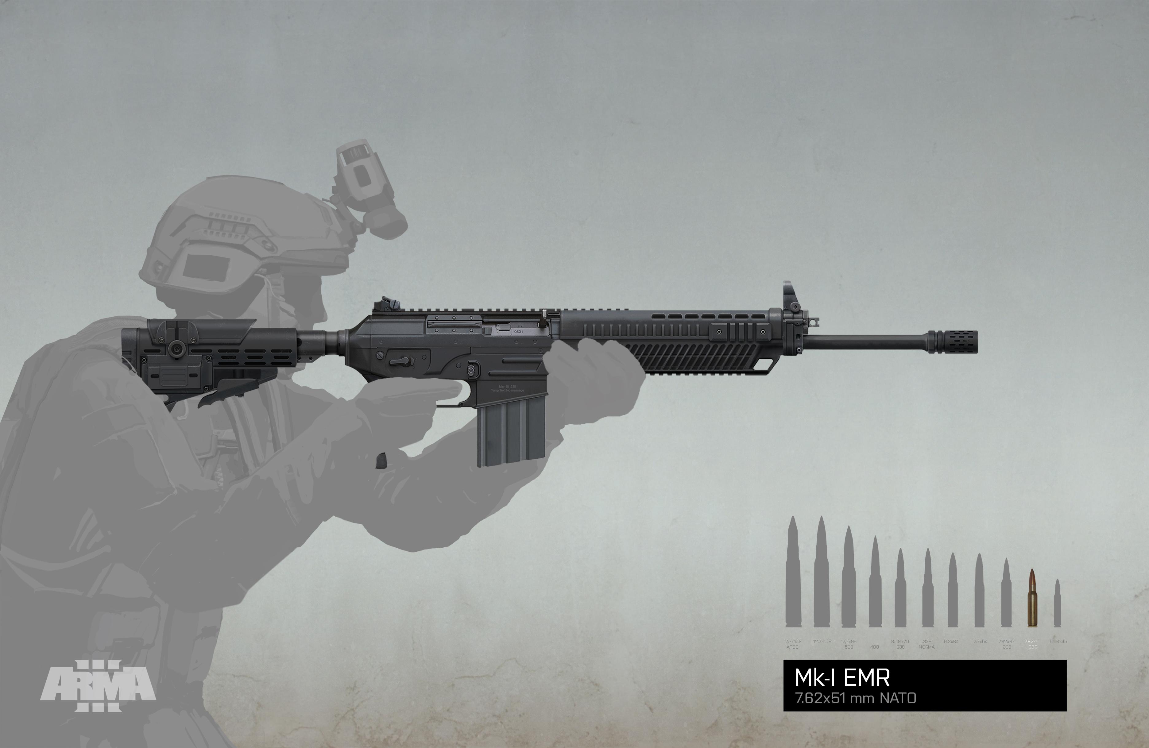 Omrkněte 7 nových zbraní z DLC Arma 3: Marksmen 106636