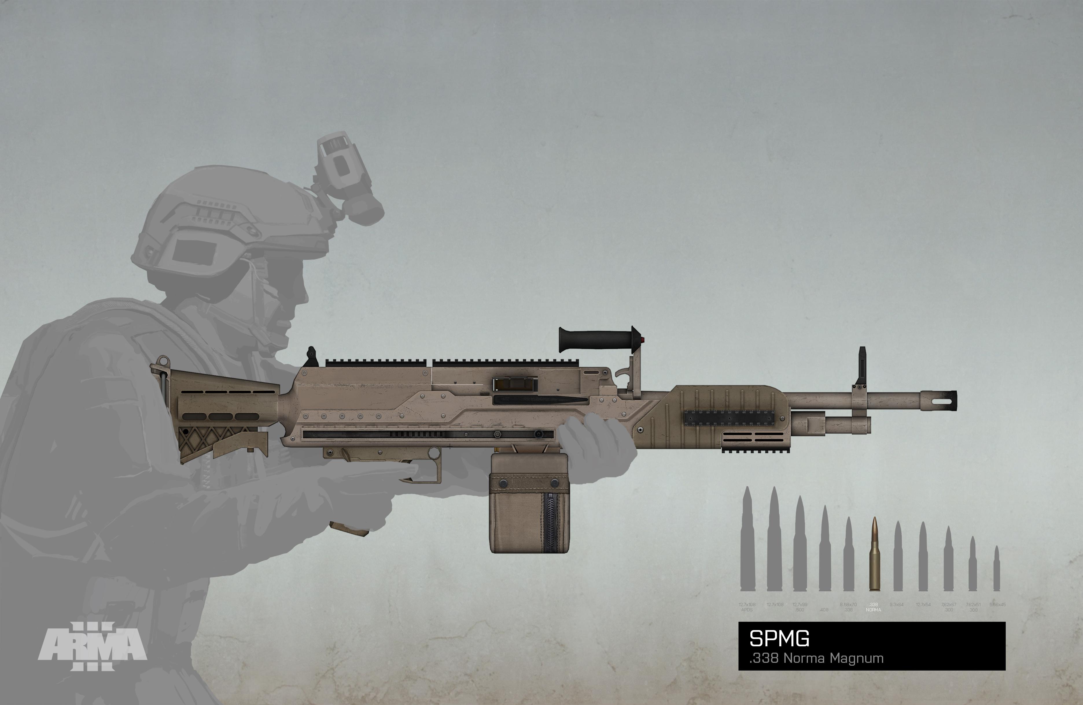 Omrkněte 7 nových zbraní z DLC Arma 3: Marksmen 106639