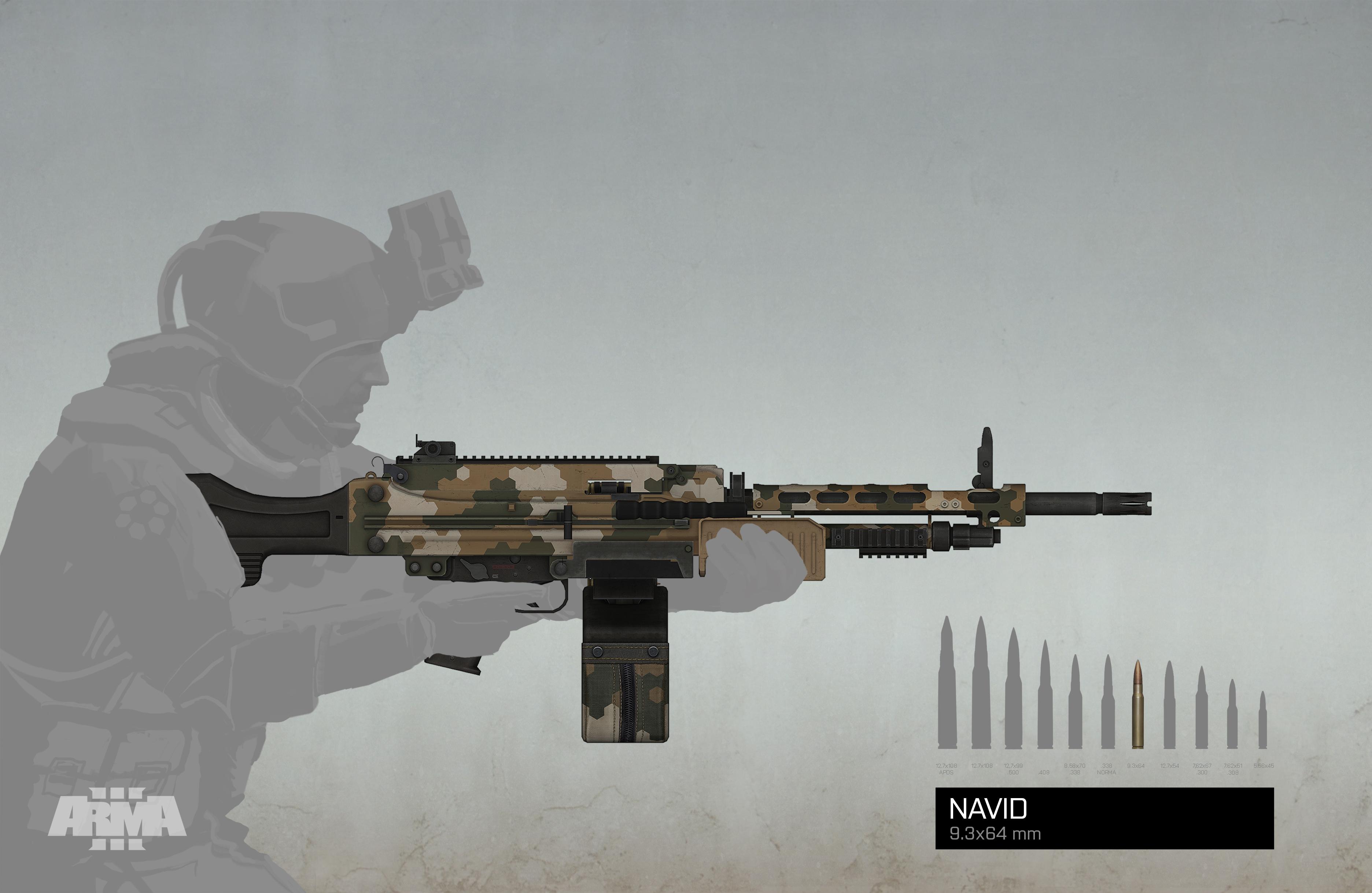 Omrkněte 7 nových zbraní z DLC Arma 3: Marksmen 106640
