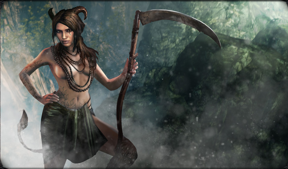 The Witcher: Battle Arenu obohatil Succubus 106677