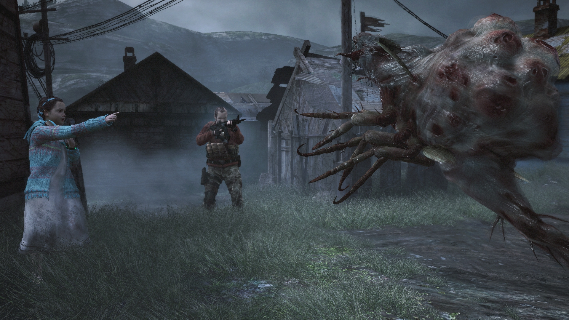 Resident Evil: Revelations 2 – závěrečné zhodnocení 106713