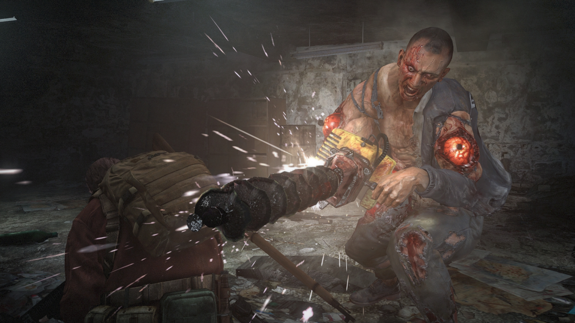 Dohráli jsme Resident Evil: Revelations 2: Contemplation 106715