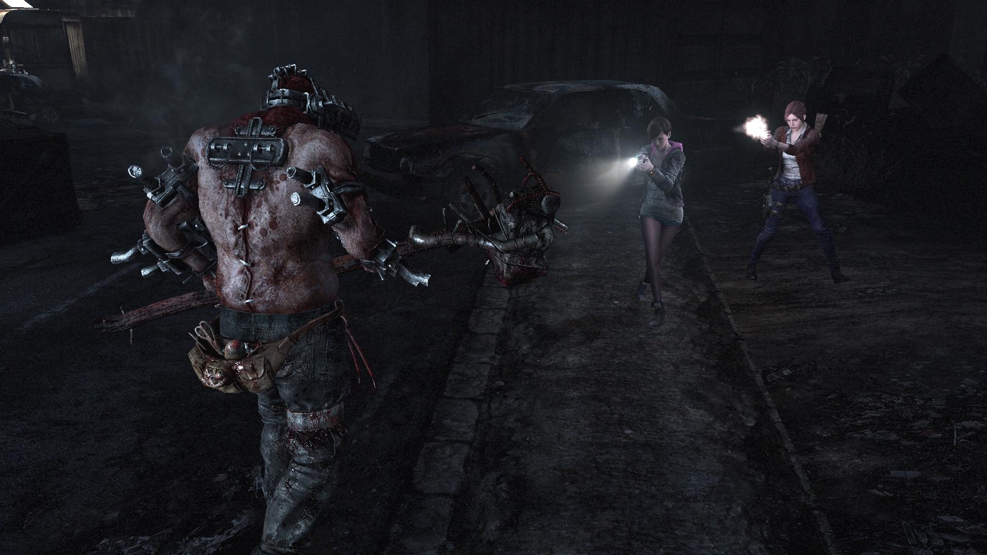 Dohráli jsme Resident Evil: Revelations 2: Contemplation 106722