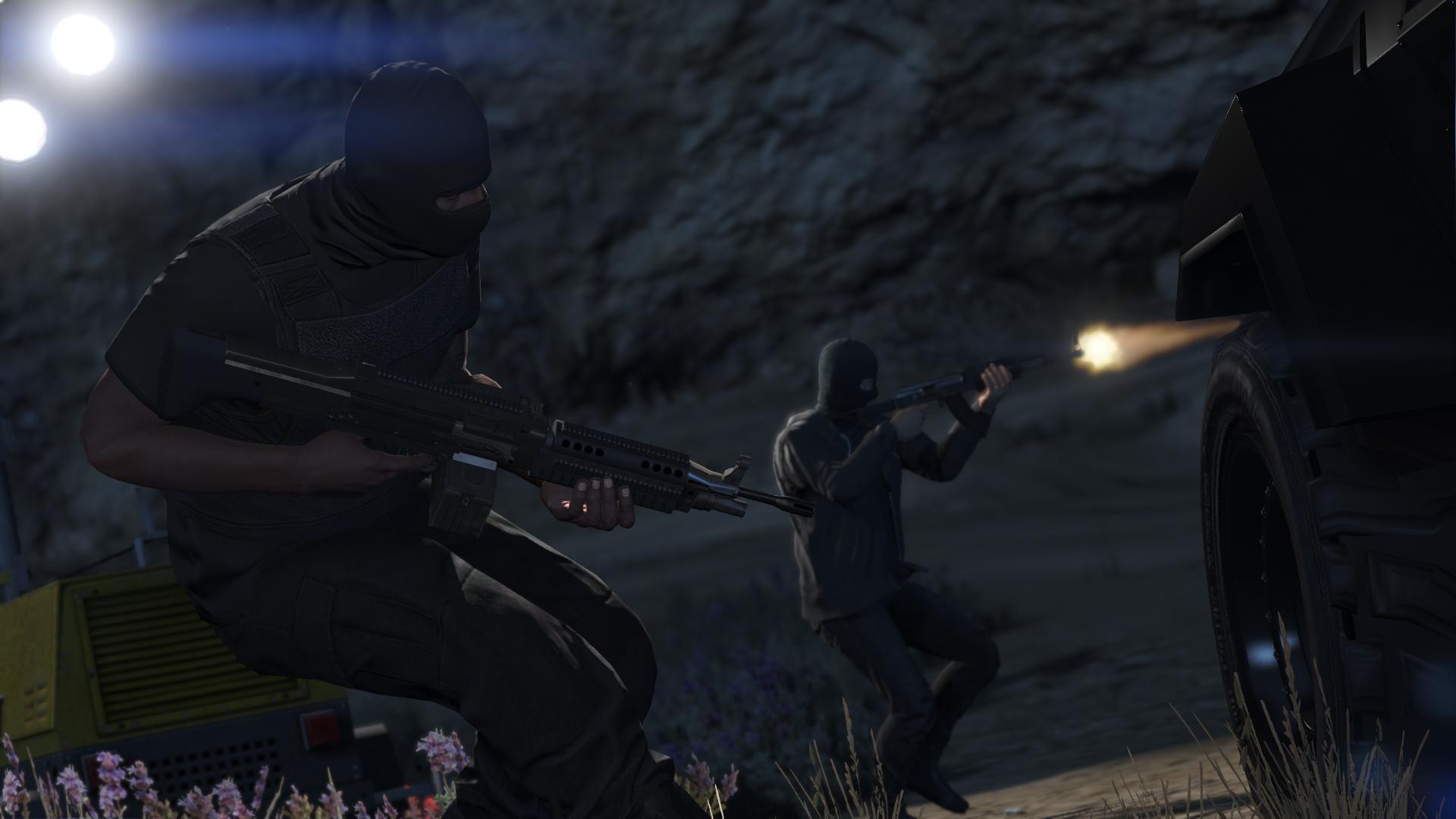 Heisty v GTA Online budou trvat v průměru dvě až tři hodiny 106740