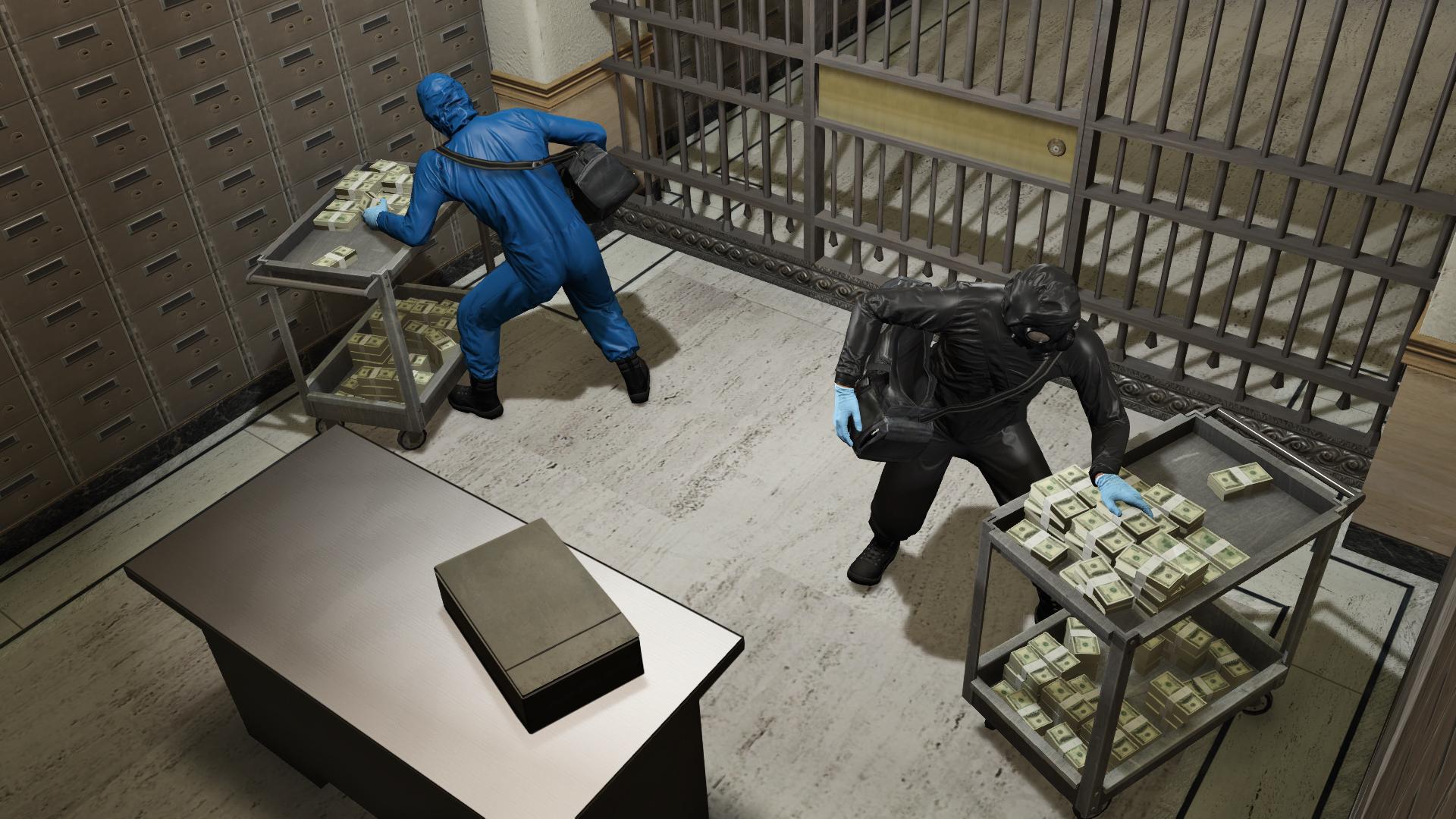 Heisty v GTA Online budou trvat v průměru dvě až tři hodiny 106742