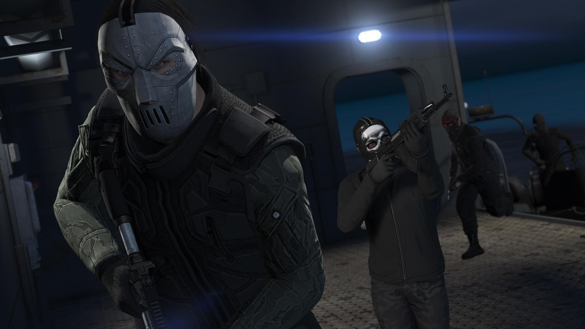 Heisty v GTA Online budou trvat v průměru dvě až tři hodiny 106745