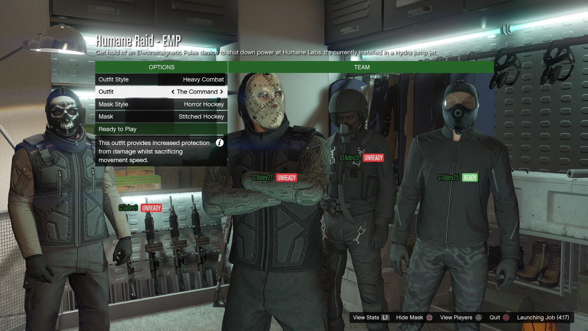 Heisty v GTA Online budou trvat v průměru dvě až tři hodiny 106748