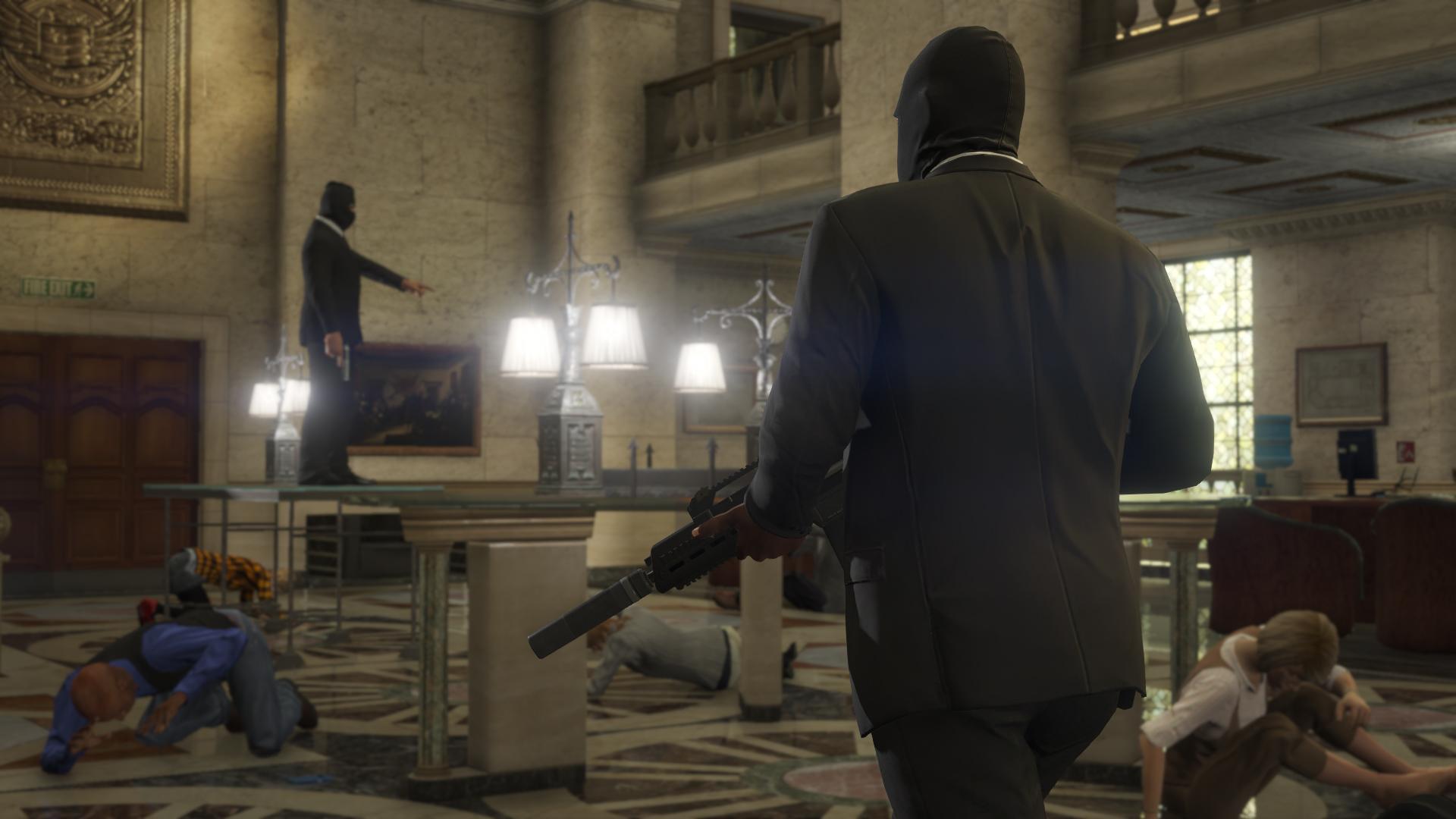Heisty v GTA Online budou trvat v průměru dvě až tři hodiny 106751