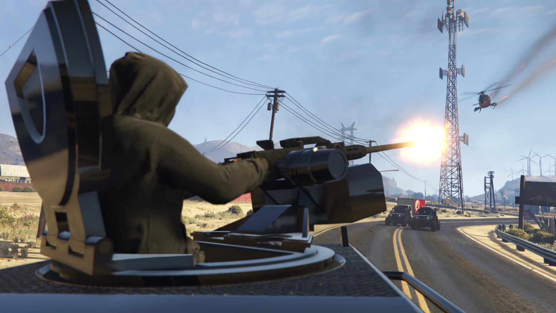 Heisty v GTA Online budou trvat v průměru dvě až tři hodiny 106755