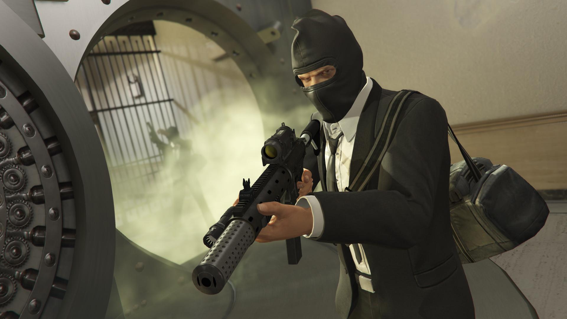 Heisty v GTA Online budou trvat v průměru dvě až tři hodiny 106756