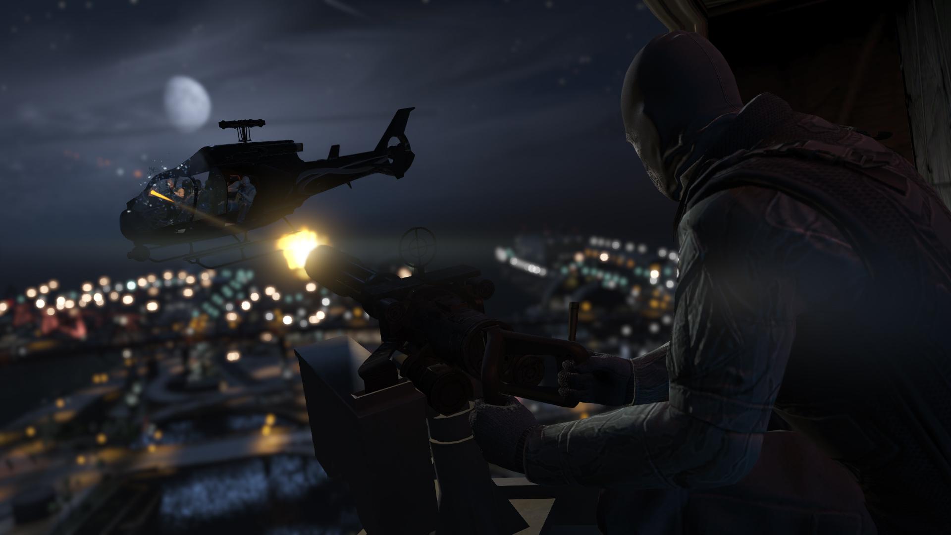 Heisty v GTA Online budou trvat v průměru dvě až tři hodiny 106760
