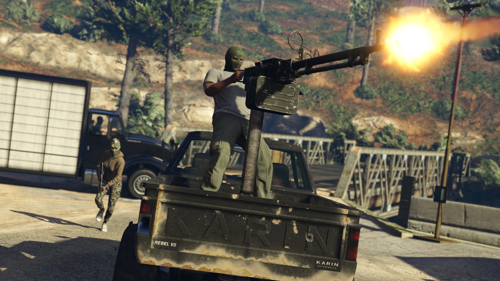 Heisty v GTA Online budou trvat v průměru dvě až tři hodiny 106761