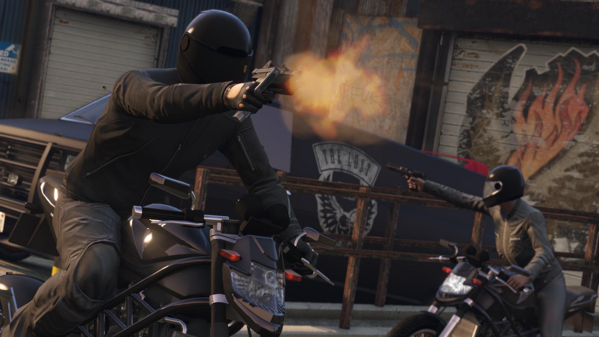Heisty v GTA Online budou trvat v průměru dvě až tři hodiny 106762