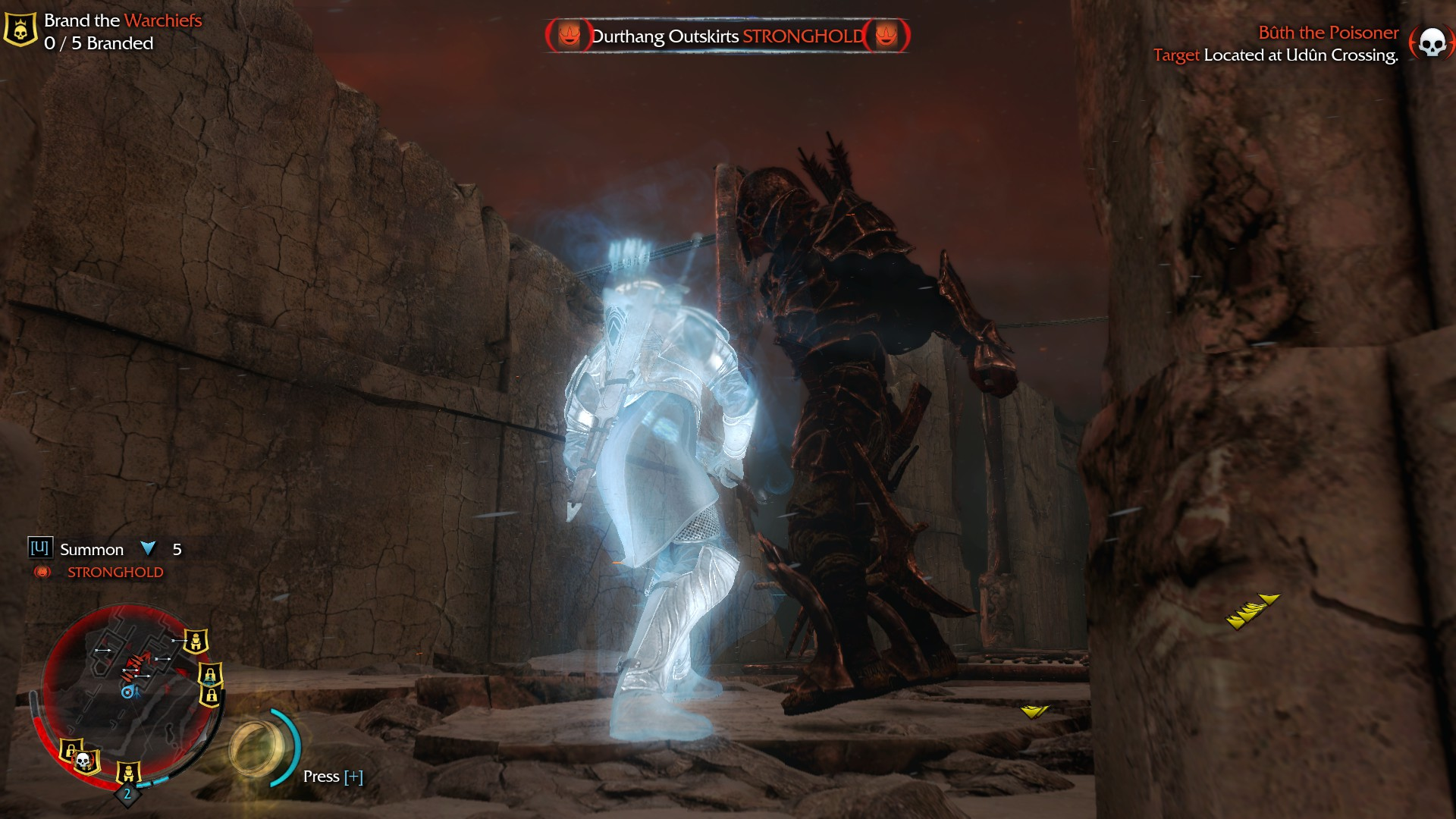 Shadow of Mordor: The Bright Lord DLC 106848