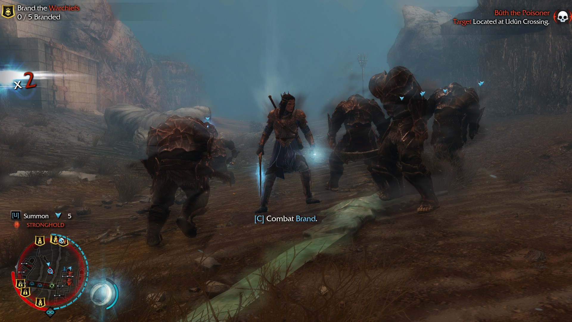 Shadow of Mordor: The Bright Lord DLC 106849
