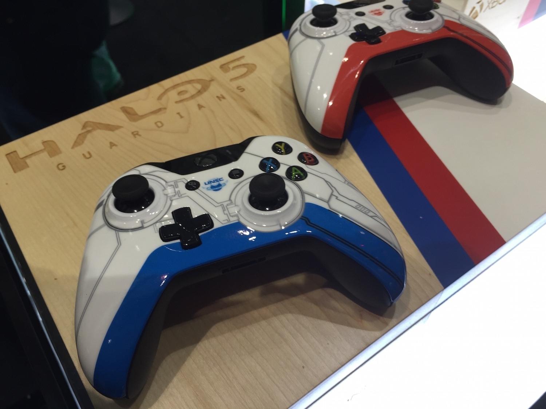 Tematické gamepady Xbox One 106875