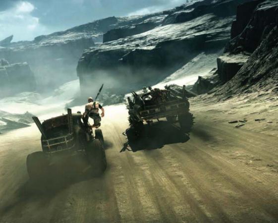 Nový Mad Max vás zavede před události z čtvrtého filmu 106888