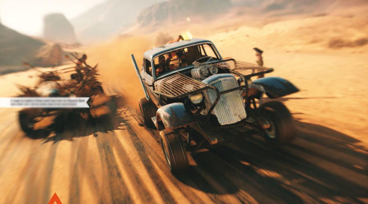 Nový Mad Max vás zavede před události z čtvrtého filmu 106892