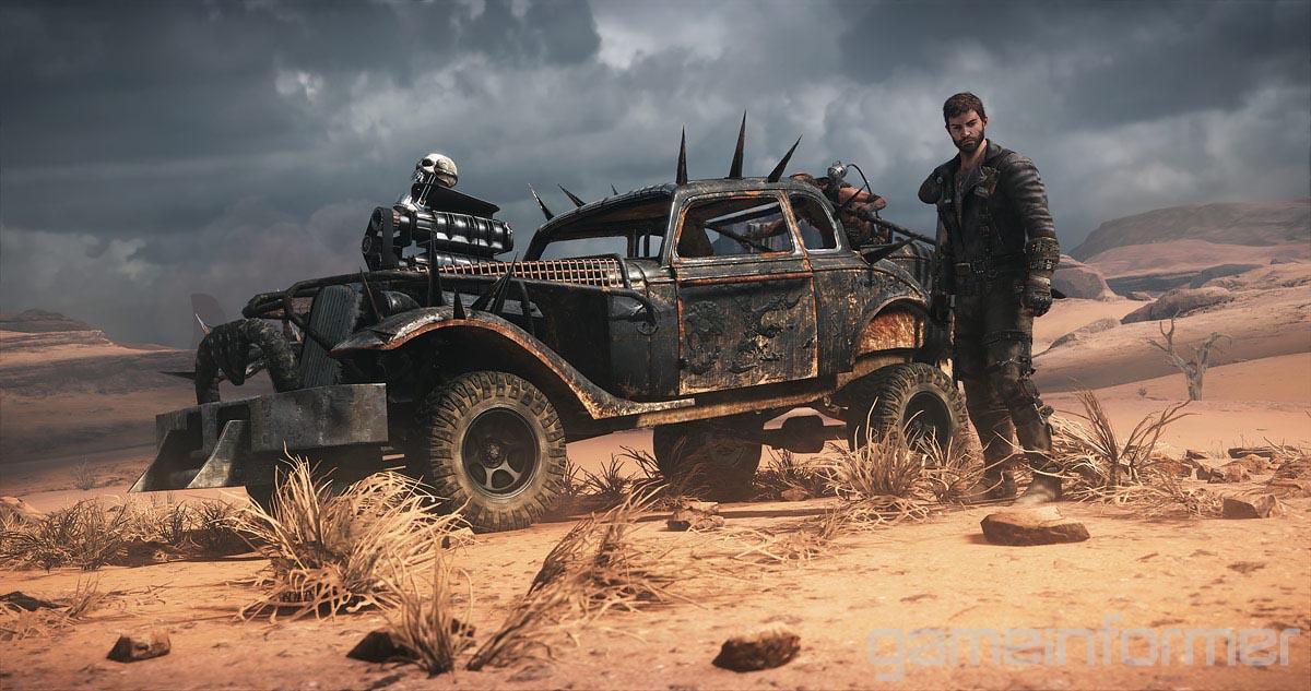 Nový Mad Max vás zavede před události z čtvrtého filmu 106893