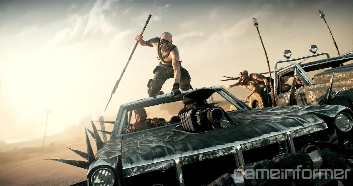 Nový Mad Max vás zavede před události z čtvrtého filmu 106896
