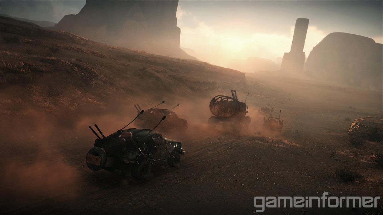 Nový Mad Max vás zavede před události z čtvrtého filmu 106897