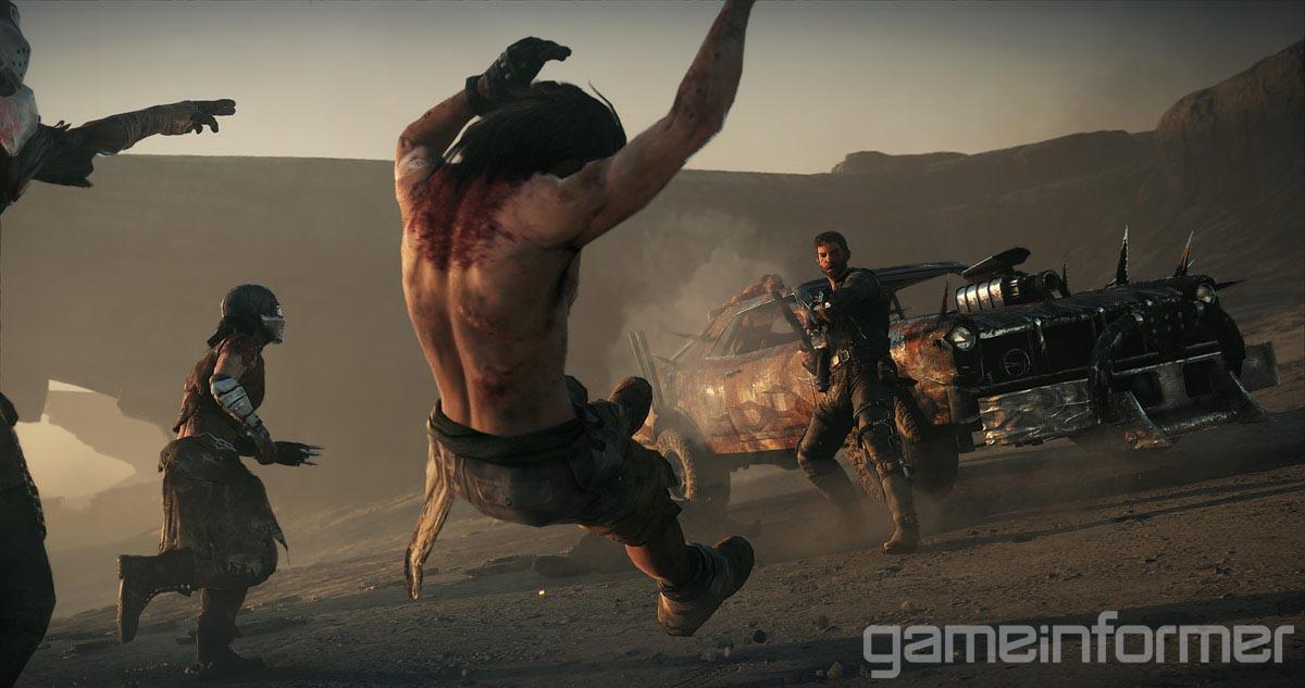 Nový Mad Max vás zavede před události z čtvrtého filmu 106899