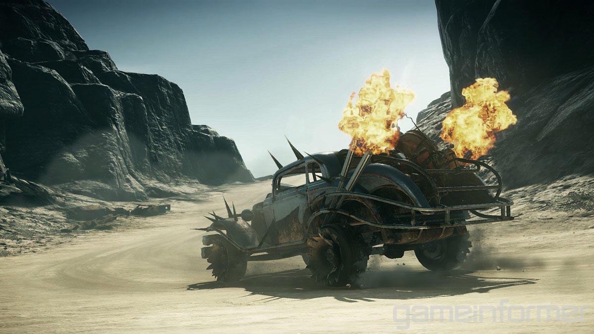Nový Mad Max vás zavede před události z čtvrtého filmu 106900