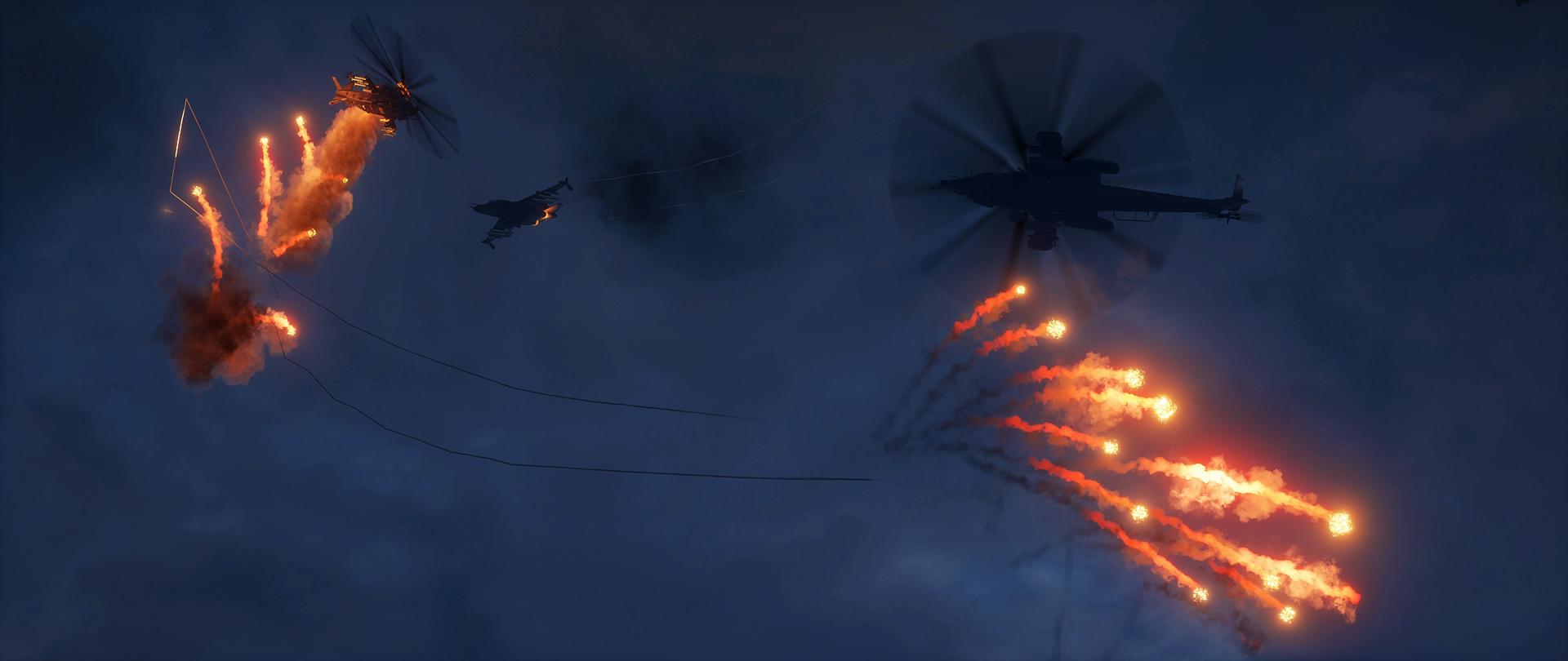 Ukázky z nočních multiplayerových bitev v Battlefieldu 4 106914