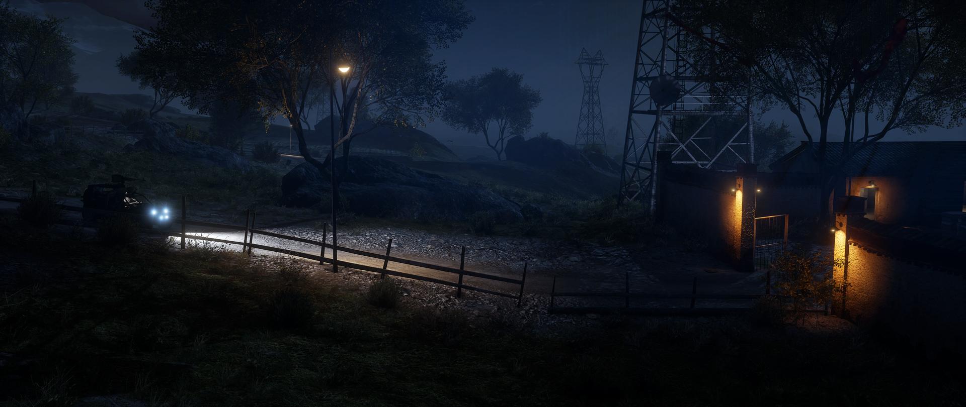 Ukázky z nočních multiplayerových bitev v Battlefieldu 4 106915