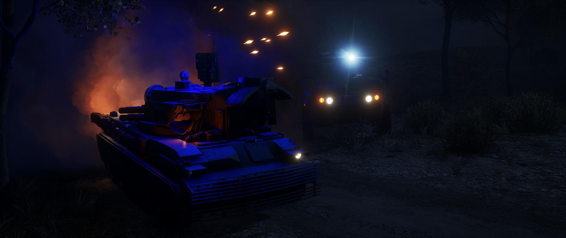 Ukázky z nočních multiplayerových bitev v Battlefieldu 4 106916