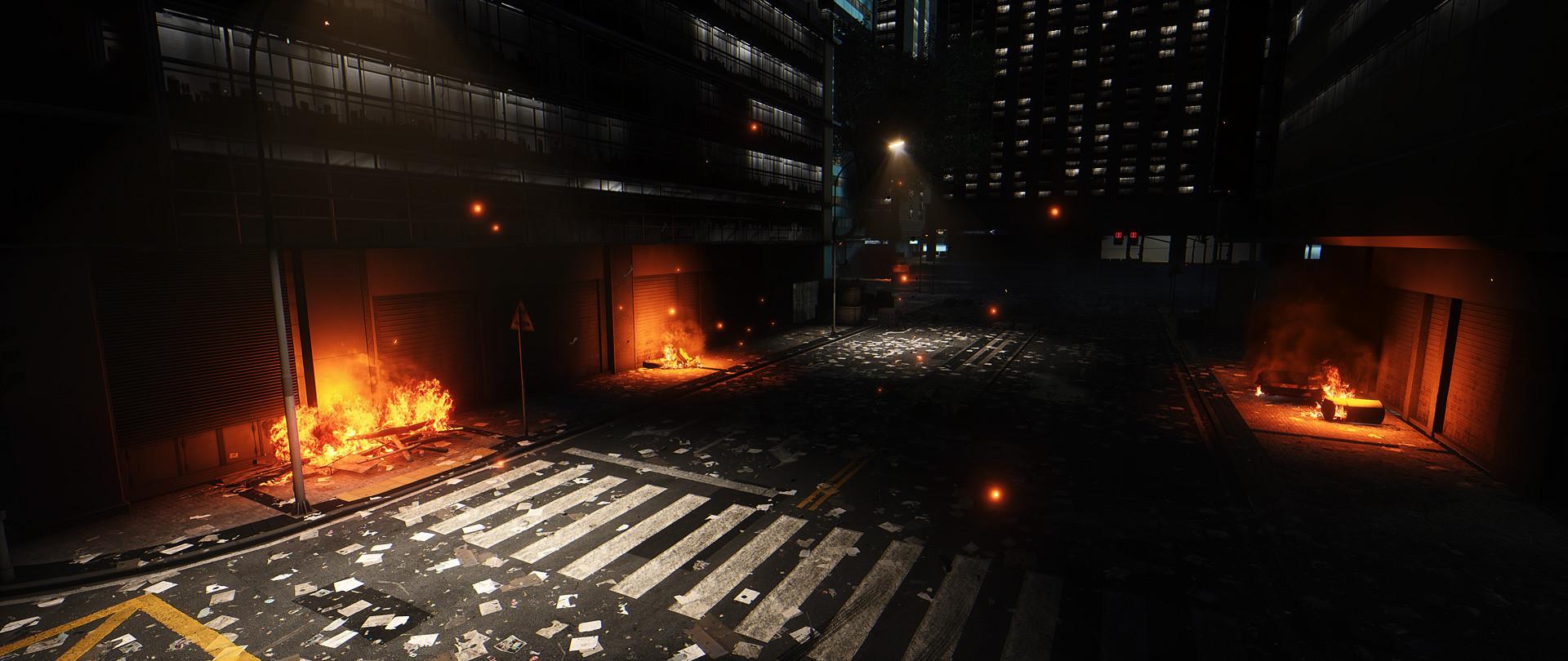 Ukázky z nočních multiplayerových bitev v Battlefieldu 4 106917
