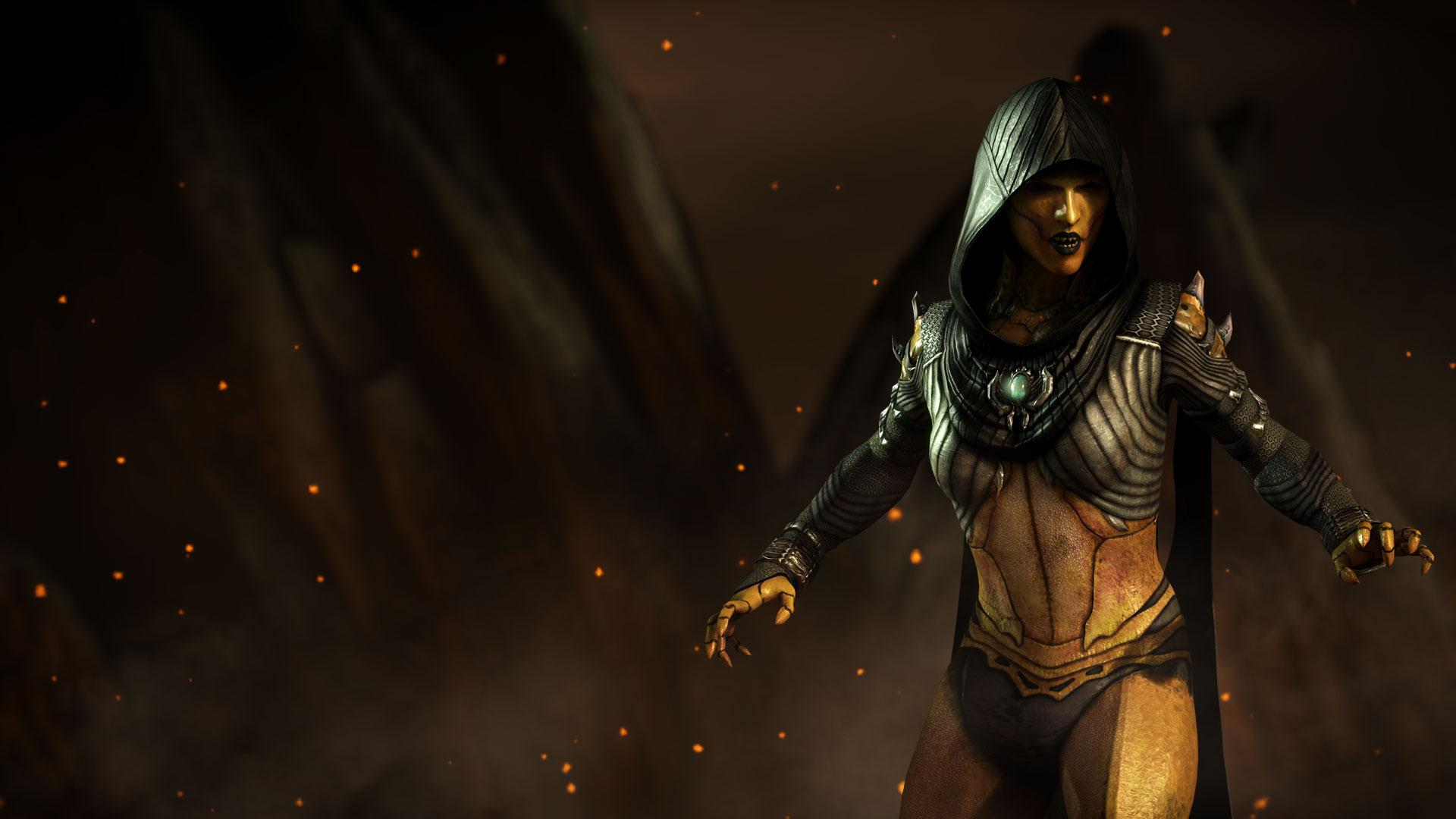 Johnny Cage a další postavy na artworcích z Mortal Kombat X 106922