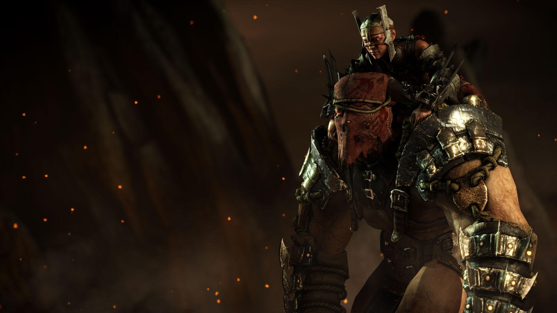 Johnny Cage a další postavy na artworcích z Mortal Kombat X 106924