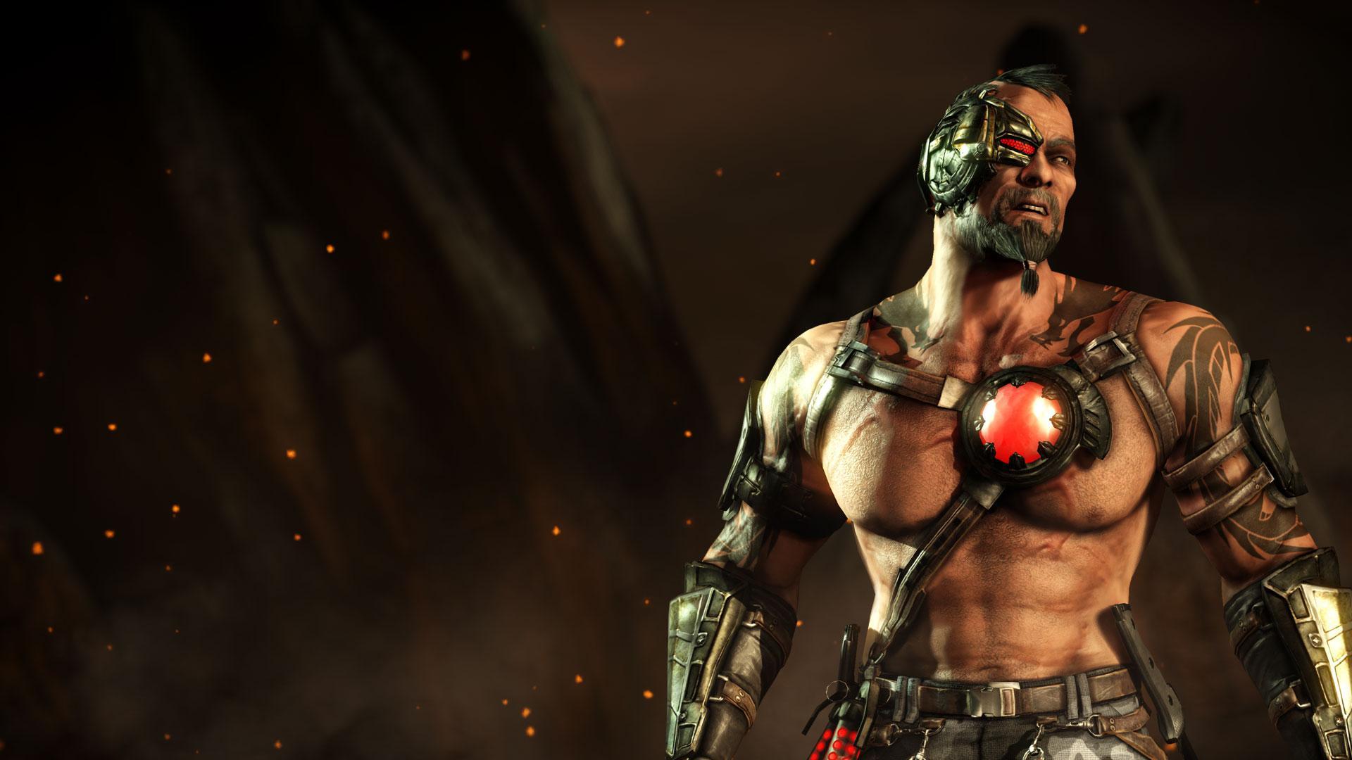 Johnny Cage a další postavy na artworcích z Mortal Kombat X 106926