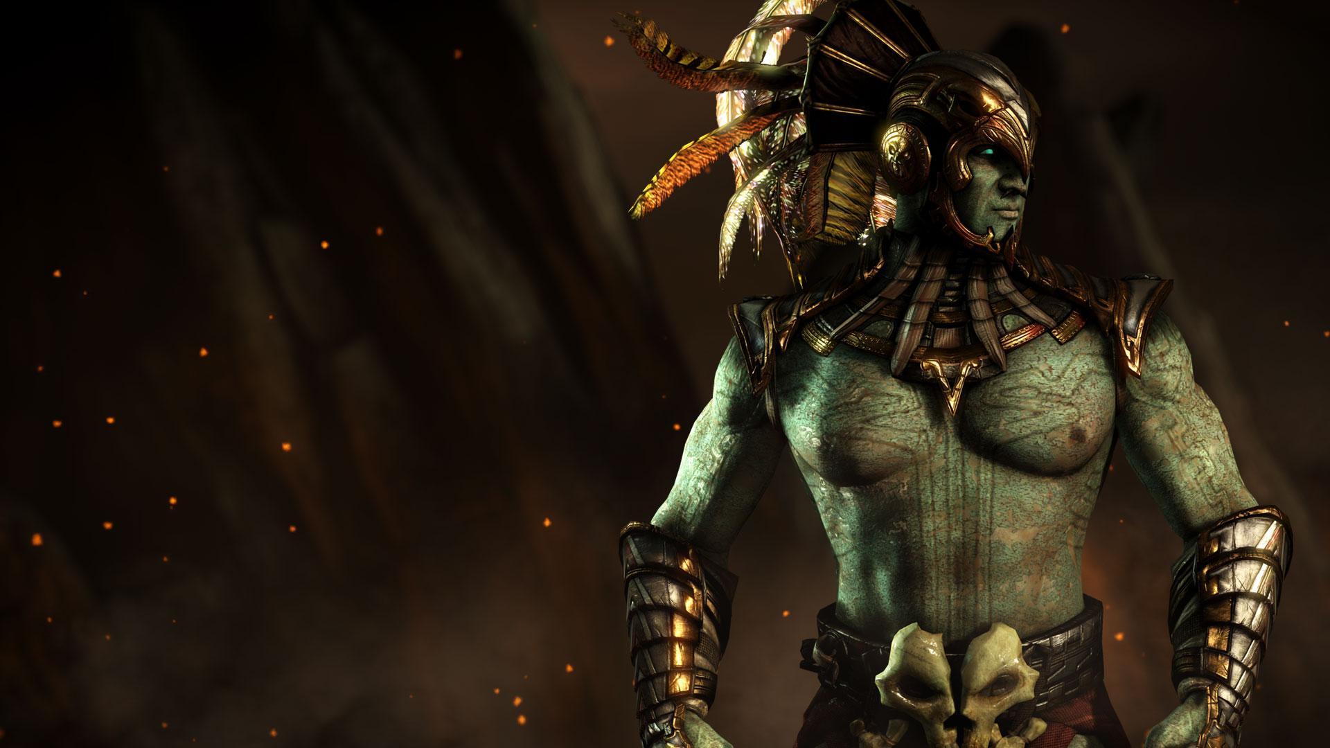 Johnny Cage a další postavy na artworcích z Mortal Kombat X 106927