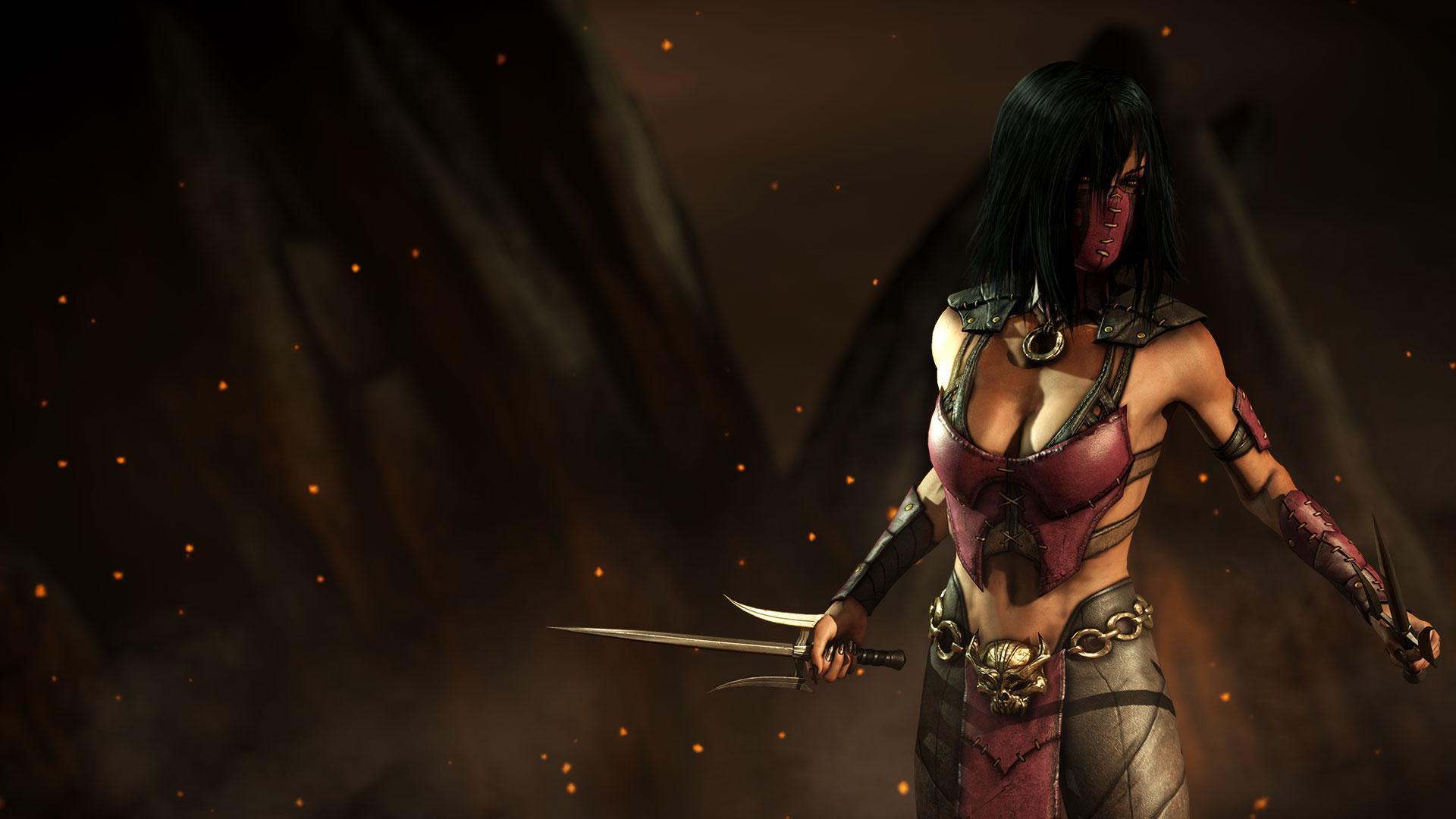 Johnny Cage a další postavy na artworcích z Mortal Kombat X 106928
