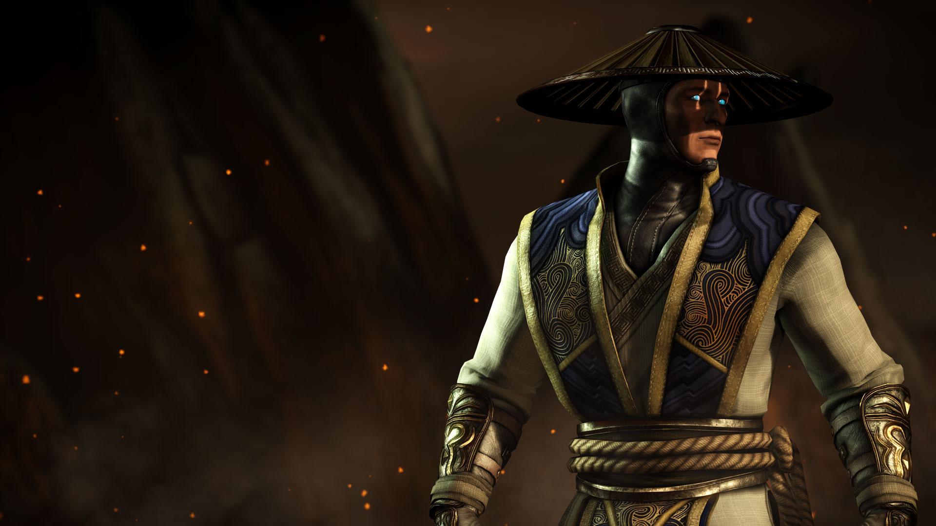Johnny Cage a další postavy na artworcích z Mortal Kombat X 106929