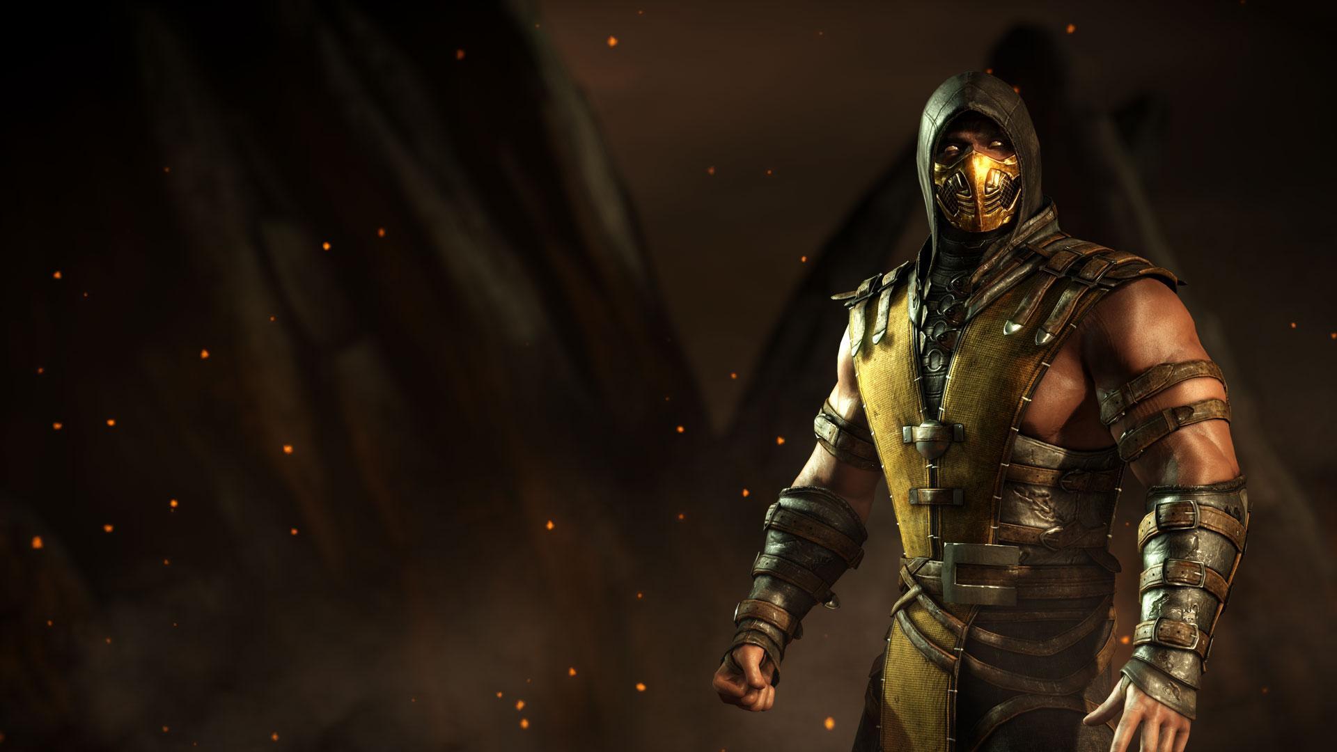 Johnny Cage a další postavy na artworcích z Mortal Kombat X 106930