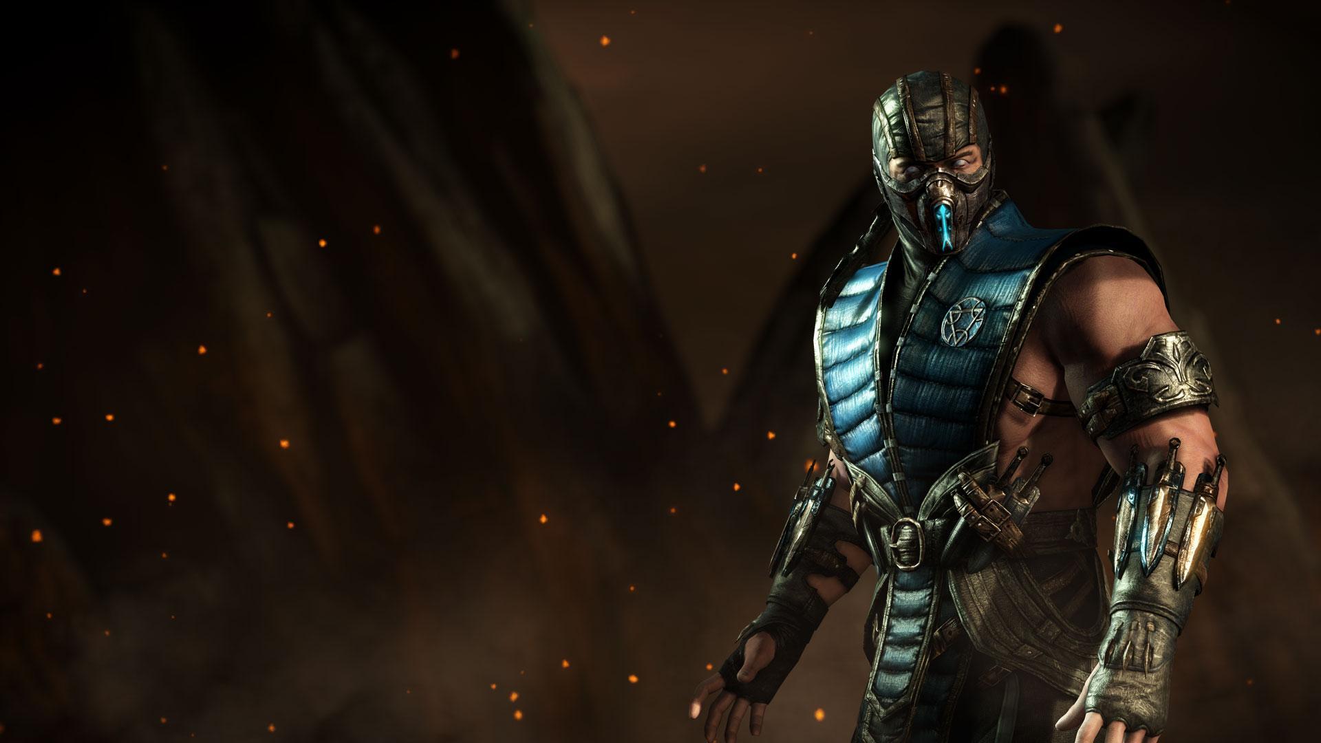Johnny Cage a další postavy na artworcích z Mortal Kombat X 106931