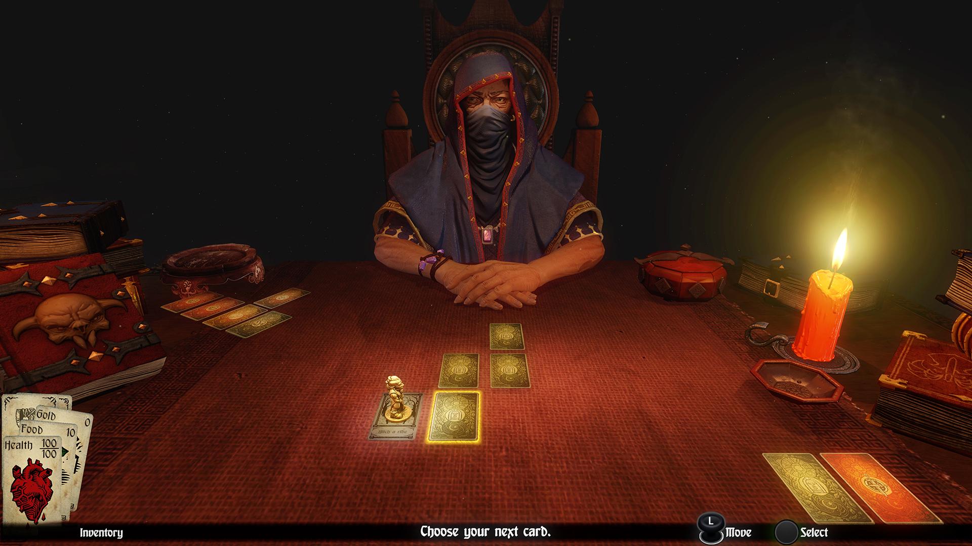 Hand of Fate – karty jsou rozdány 107017