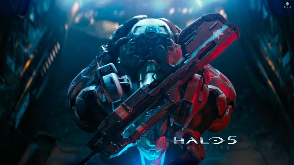 Omrkněte kampaň Halo 5: Guardians 107033
