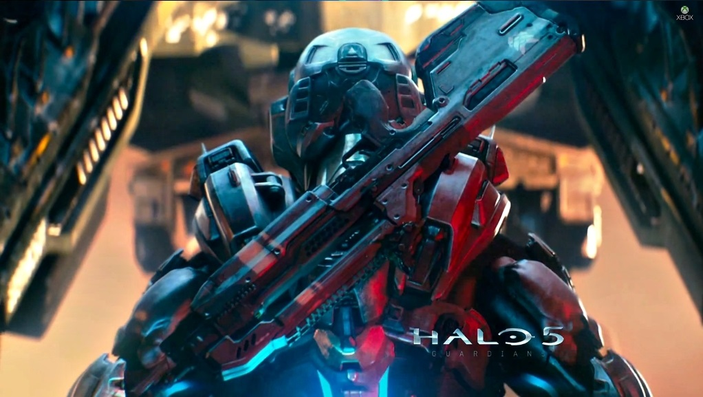 Omrkněte kampaň Halo 5: Guardians 107034