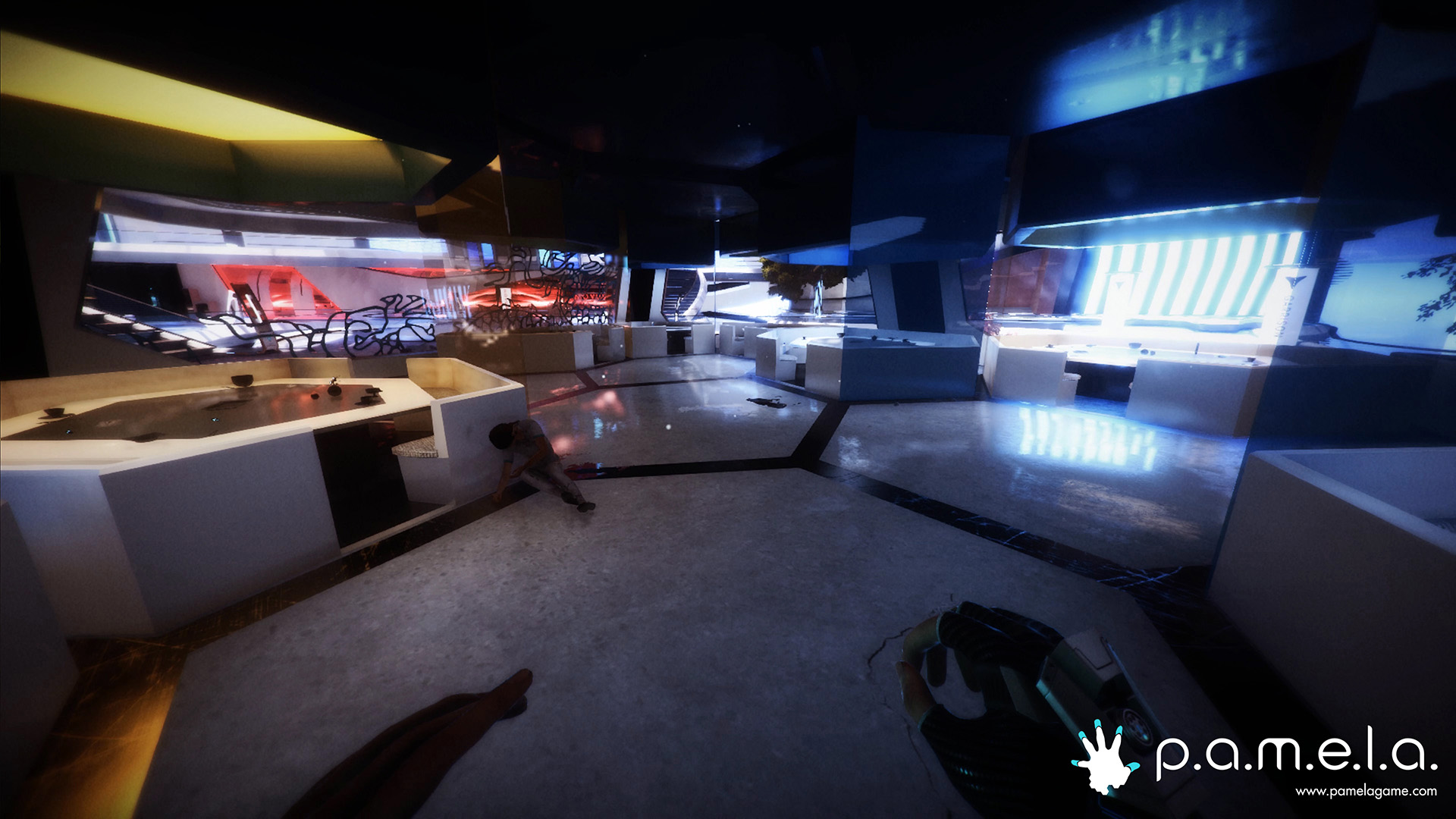 Survival horor Pamela se odehrává na utopickém ostrově 107043