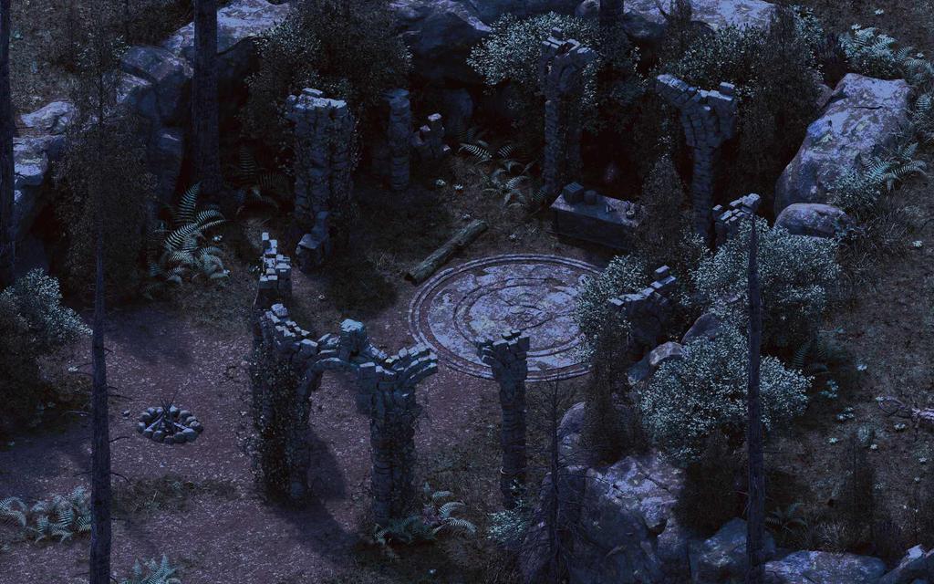 Dva nové obrázky z Pillars of Eternity 107065